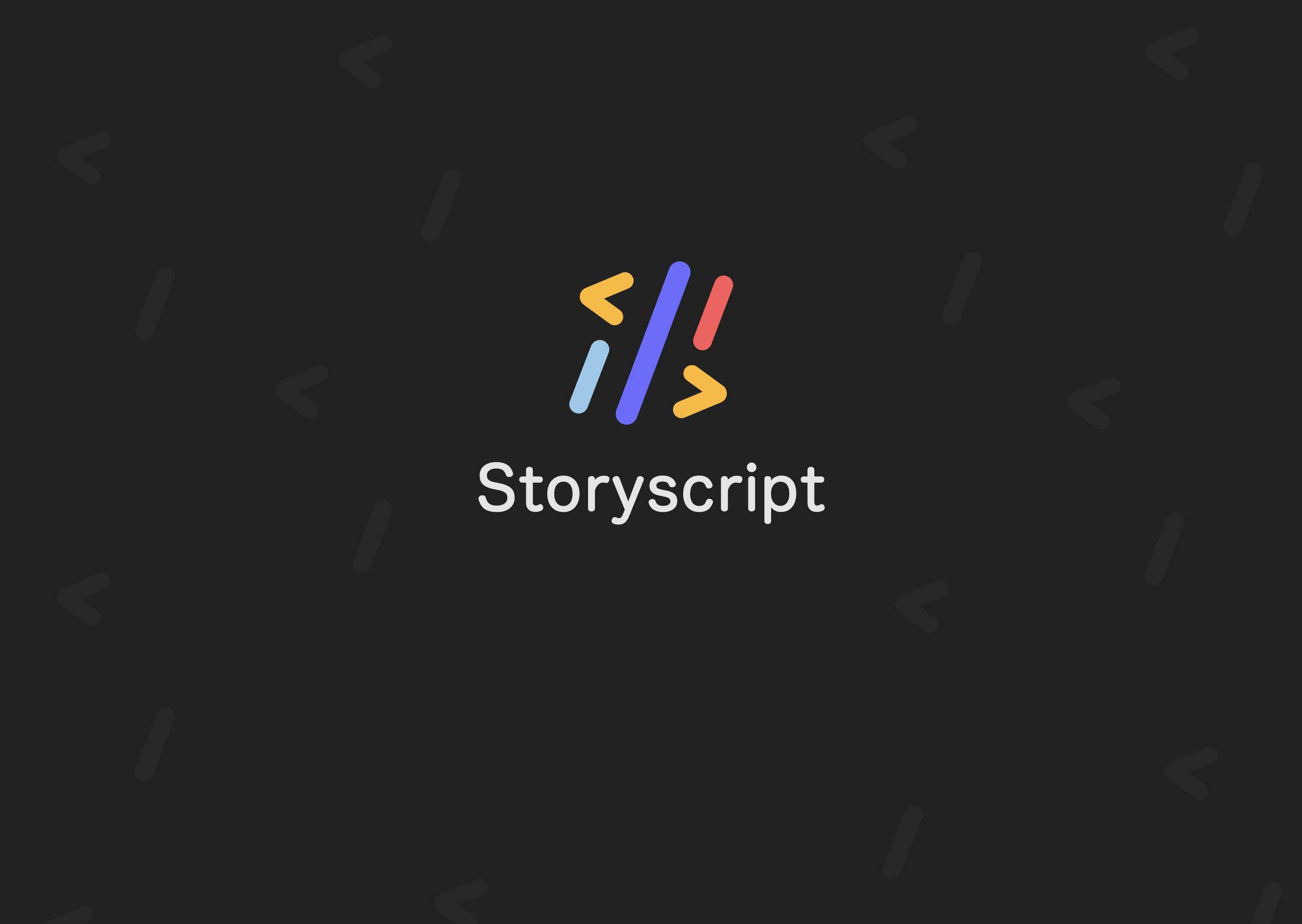 Storyscript/Storyscript
