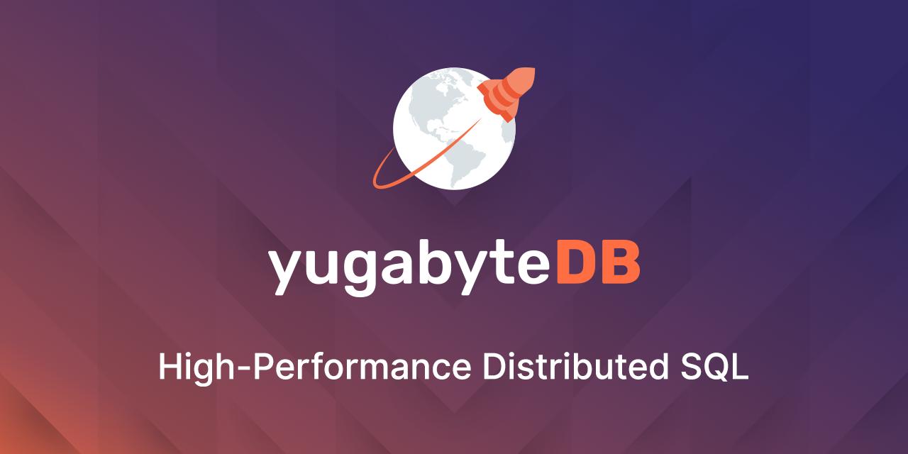 Yugabyte/Yugabyte-db