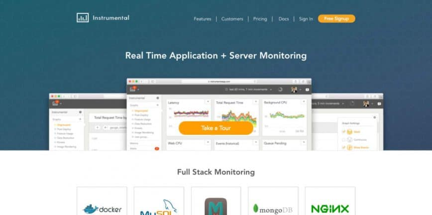 100 Top Server Monitoring & Application Performance Monitoring Solutions