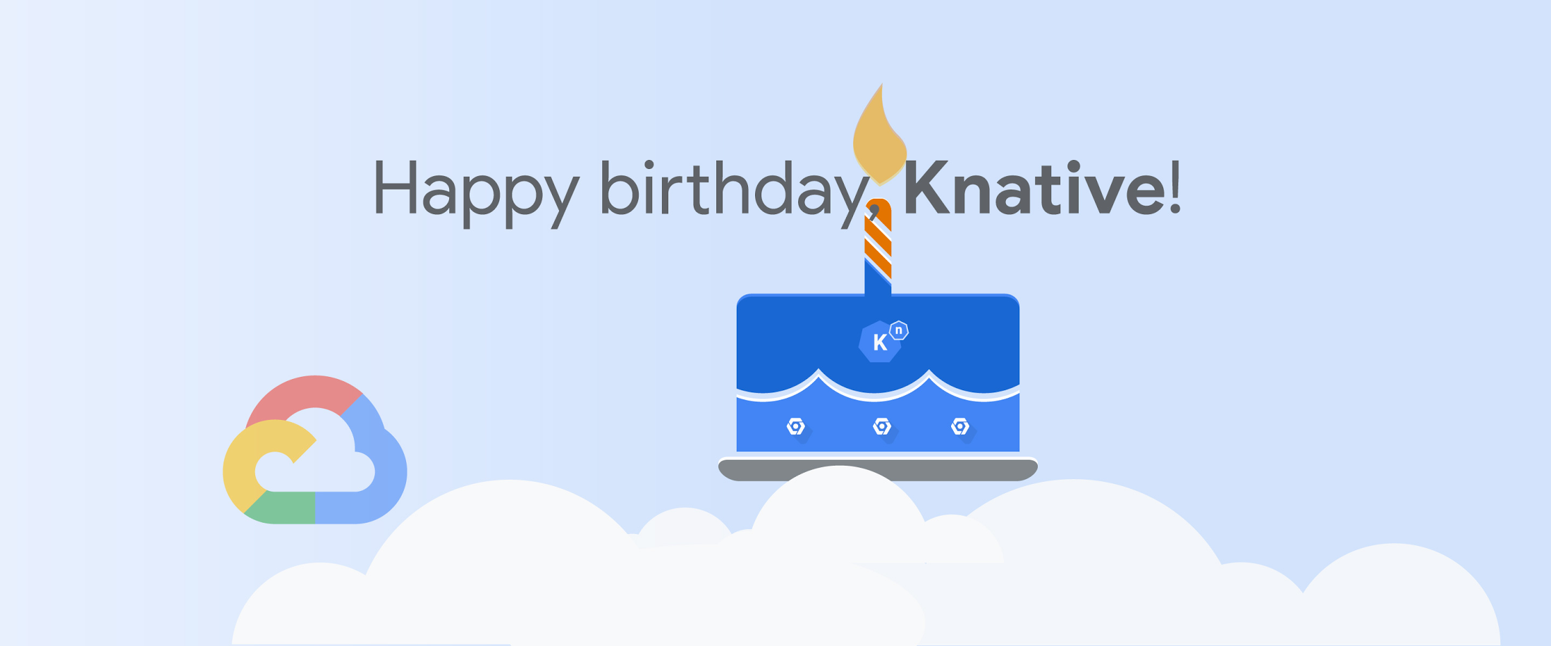 Happy Birthday Knative! Celebrating One Year of Portable Serverless Computing